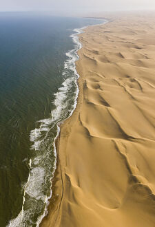 latest highlights/highlights 2013/aerial view long wall sand dunes atlantic coast
