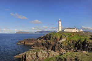 robert thompson/lighthouse fanad head county donegal republic