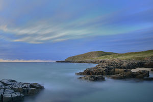 robert thompson/view altweary bay melmore head rosguill peninsula